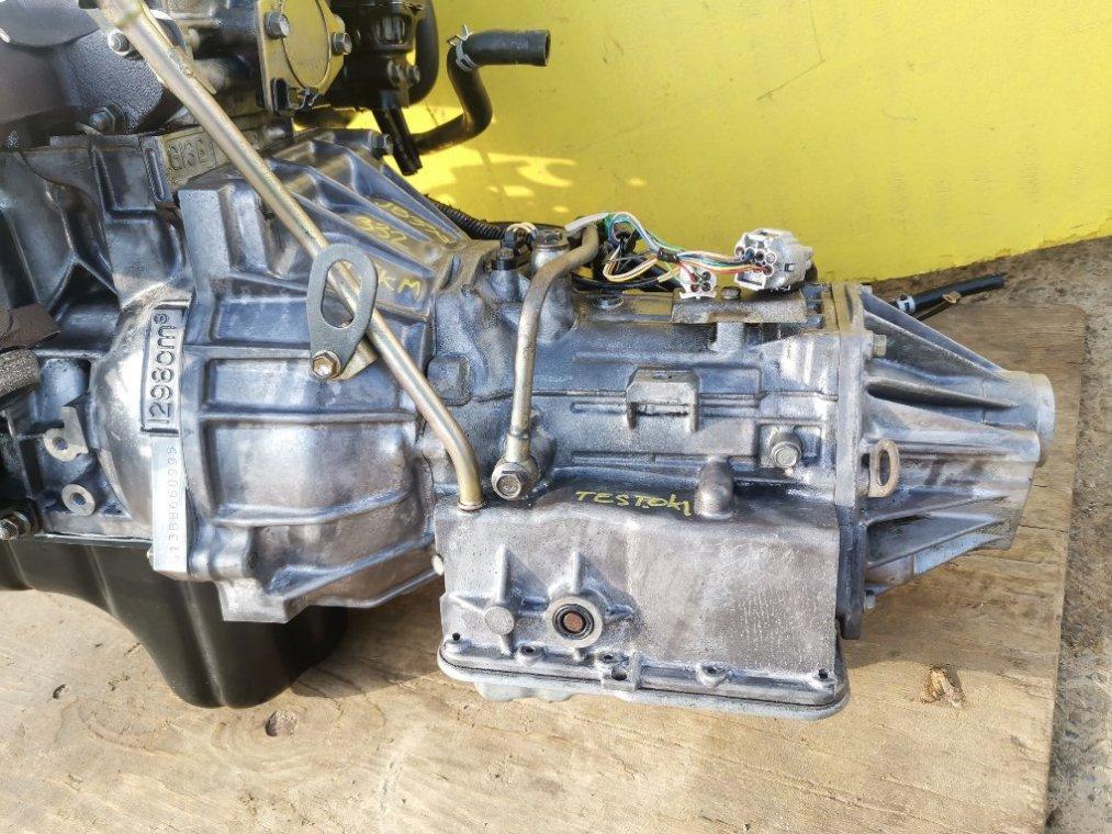 Акпп Suzuki Jimny Wide JB33W G13B (б/у)