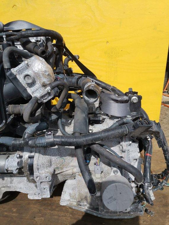 Акпп Toyota Corolla Axio ZRE142 2ZR-FE (б/у)