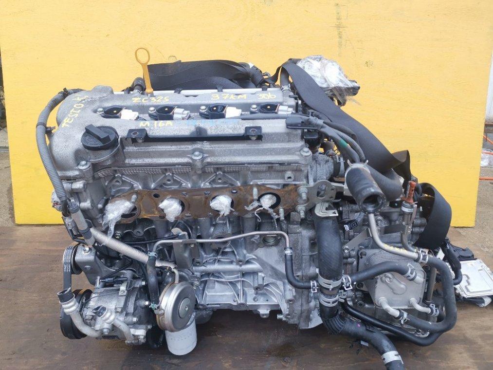 Двигатель Suzuki Swift ZC32S M16A (б/у)