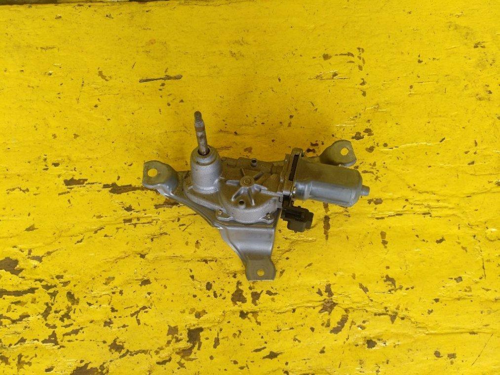 Механизм стеклоочистителя Toyota Vitz NSP135 1NRFE 4WD> задний (б/у)