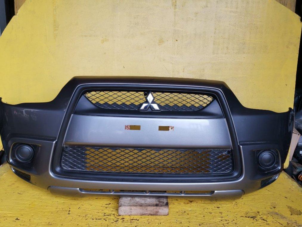 Бампер Mitsubishi Rvr GA3W 4B10 передний (б/у)