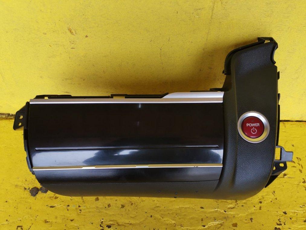 Блок управления климат-контролем Honda Fit GP5 LEB-H1 (б/у)