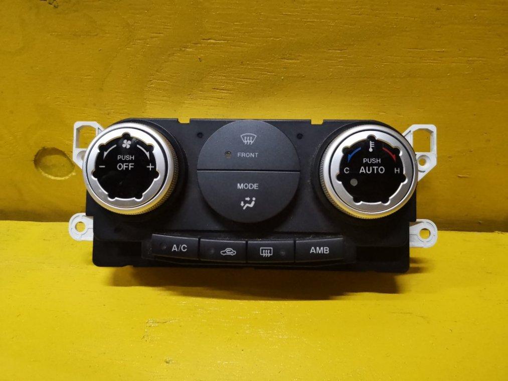 Блок управления климат-контролем Mazda Cx-7 ER3P L3-VDT (б/у)