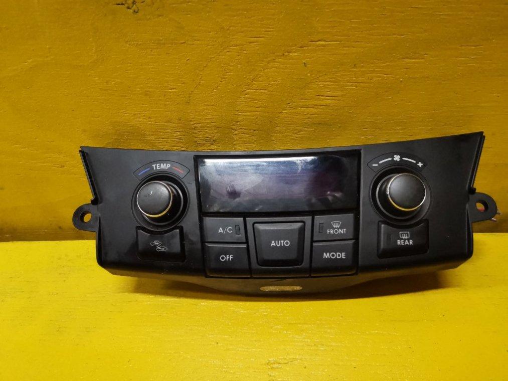 Блок управления климат-контролем Suzuki Swift ZC32S M16A (б/у)