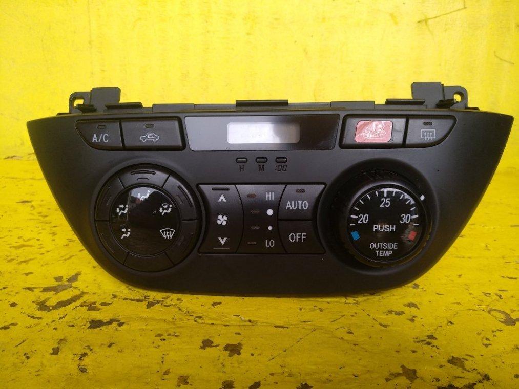 Блок управления климат-контролем Toyota Rav4 ACA21 1AZ-FSE (б/у)