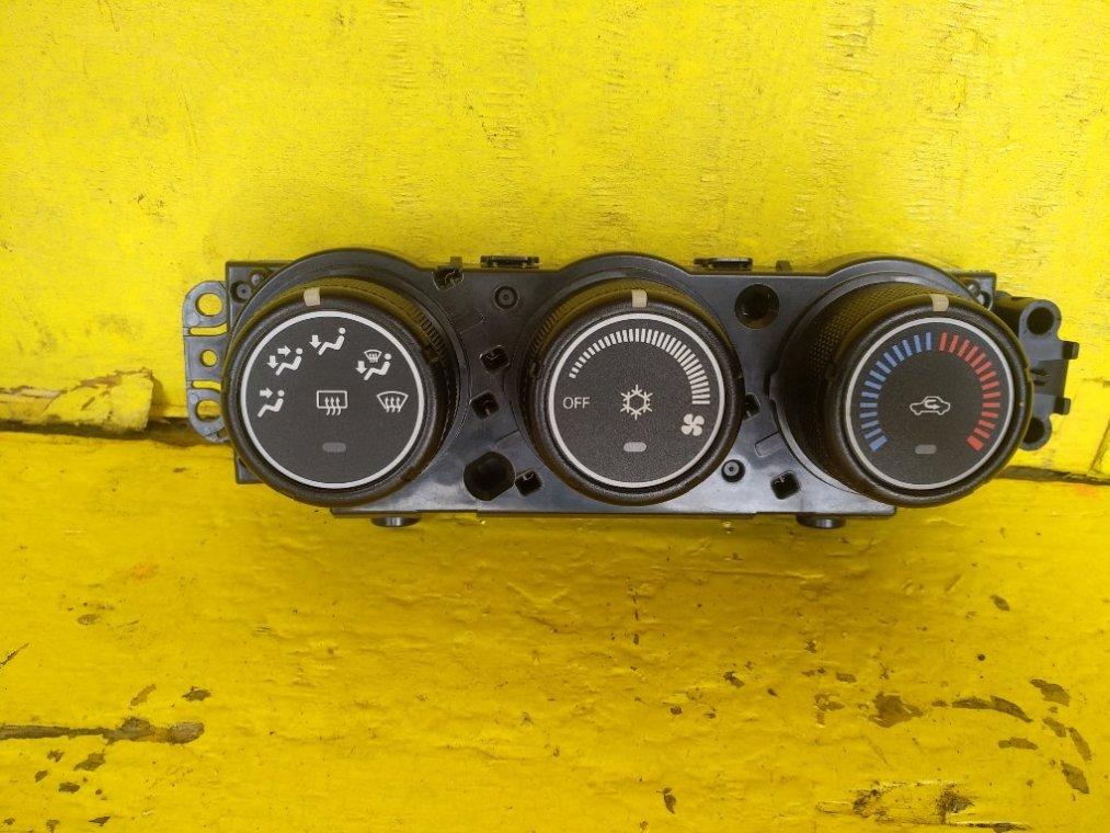 Блок управления климат-контролем Mitsubishi Rvr GA3W 4B10 (б/у)