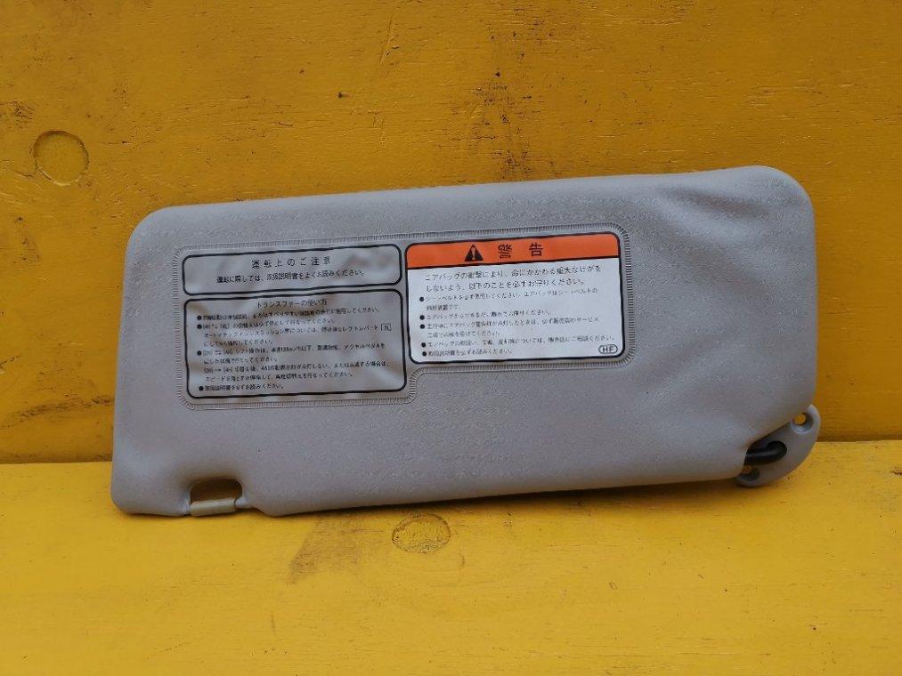 Козырек солнцезащитный Suzuki Jimny Wide JB33W G13B передний правый (б/у)