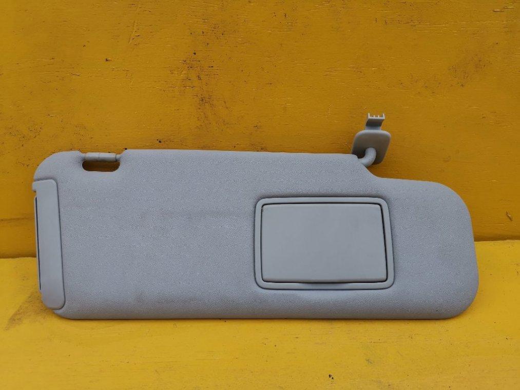 Козырек солнцезащитный Mazda Cx-7 ER3P L3-VDT передний правый (б/у)