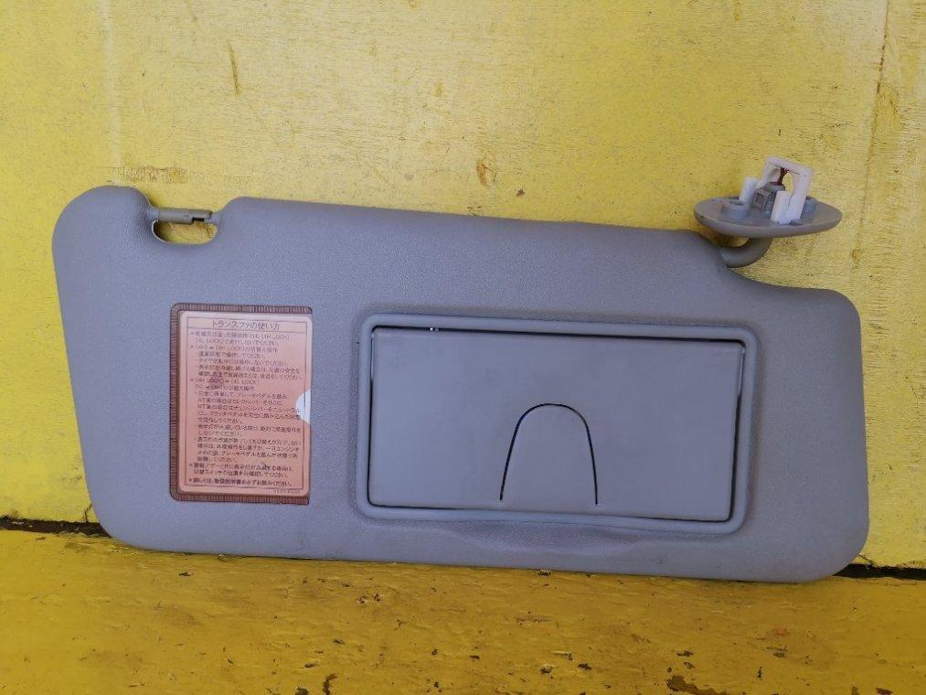 Козырек солнцезащитный Suzuki Escudo TD54W J20A передний правый (б/у)