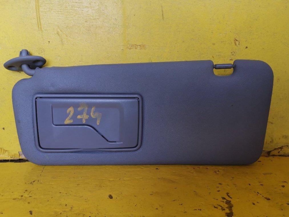 Козырек солнцезащитный Toyota Rav4 ACA20 1AZFSE передний левый (б/у)