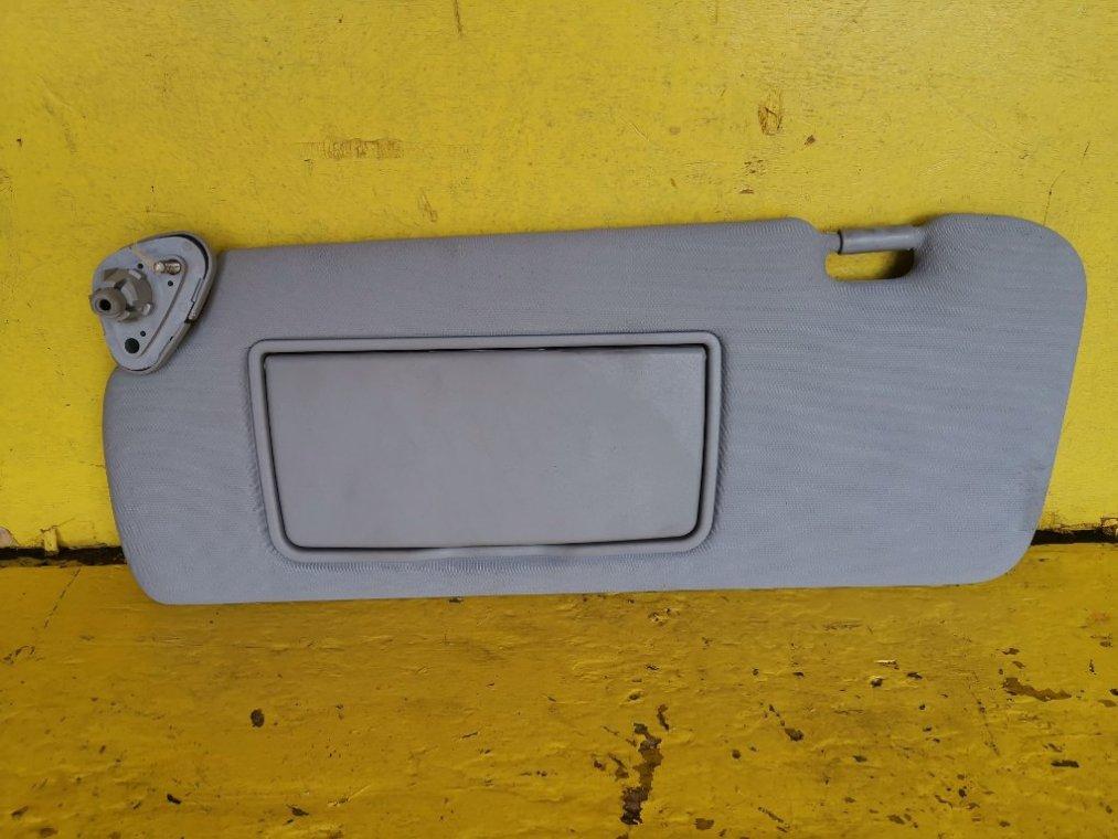 Козырек солнцезащитный Honda Cr-V RE4 K24A передний левый (б/у)