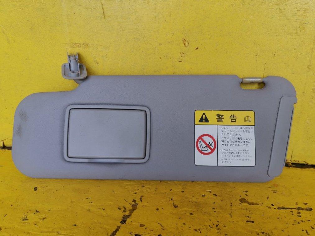 Козырек солнцезащитный Mazda Cx-7 ER3P L3-VDT передний левый (б/у)