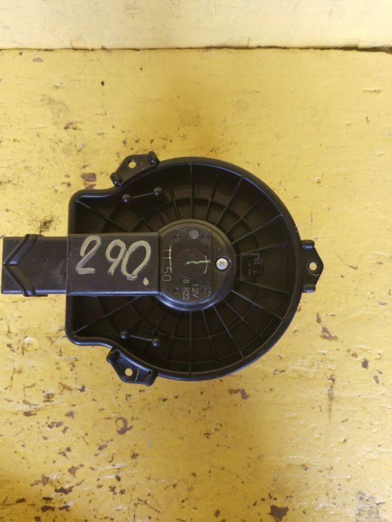Мотор печки Toyota Corolla Fielder NZE161 1NZFE (б/у)