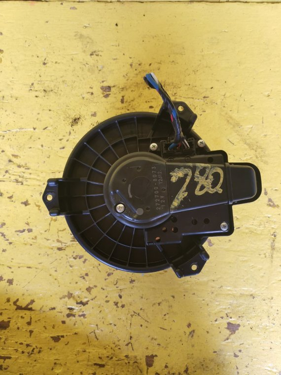 Мотор печки Toyota Corolla Fielder ZRE144 2ZRFE (б/у)