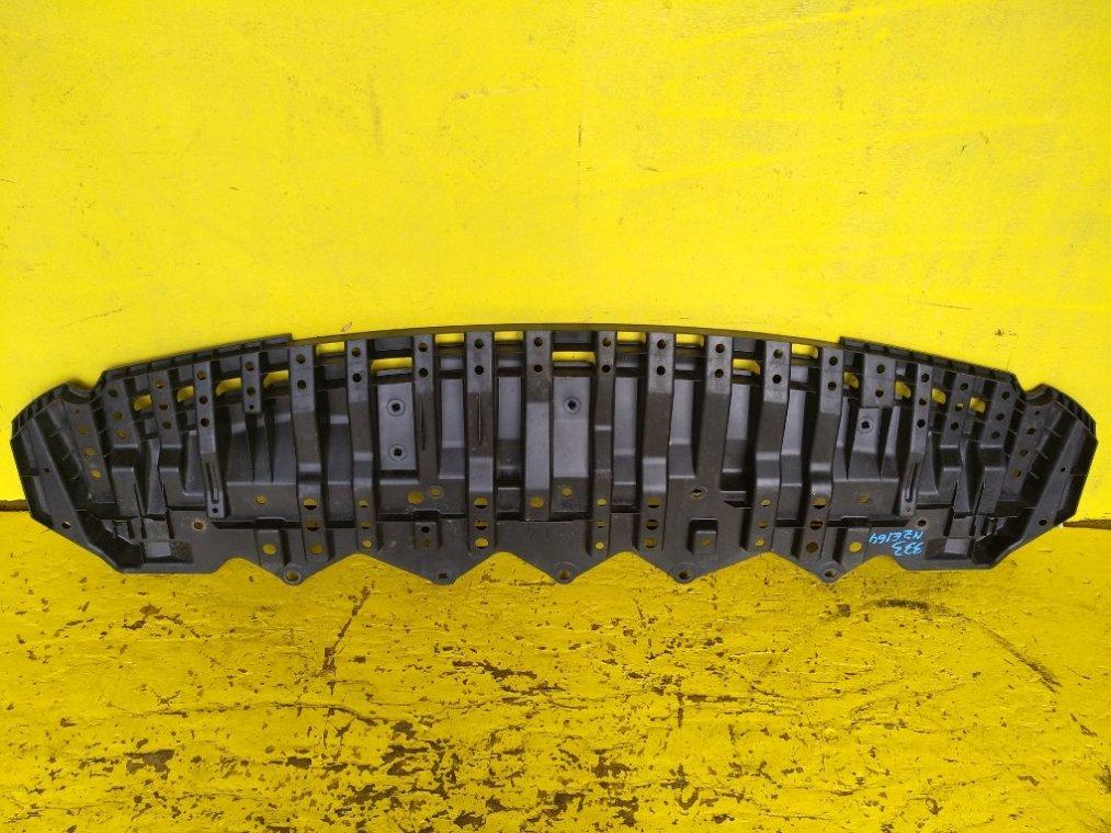 Защита бампера Toyota Corolla Axio NZE164 1NZ-FE (б/у)