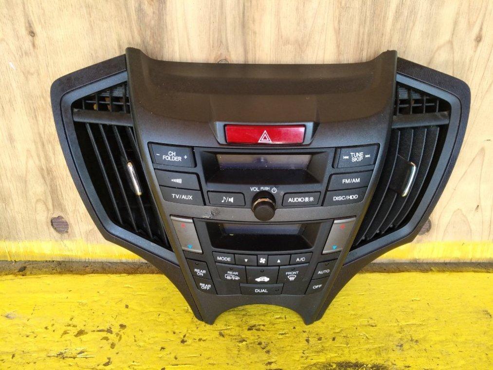 Блок управления климат-контролем Honda Odyssey RB3 K24A (б/у)