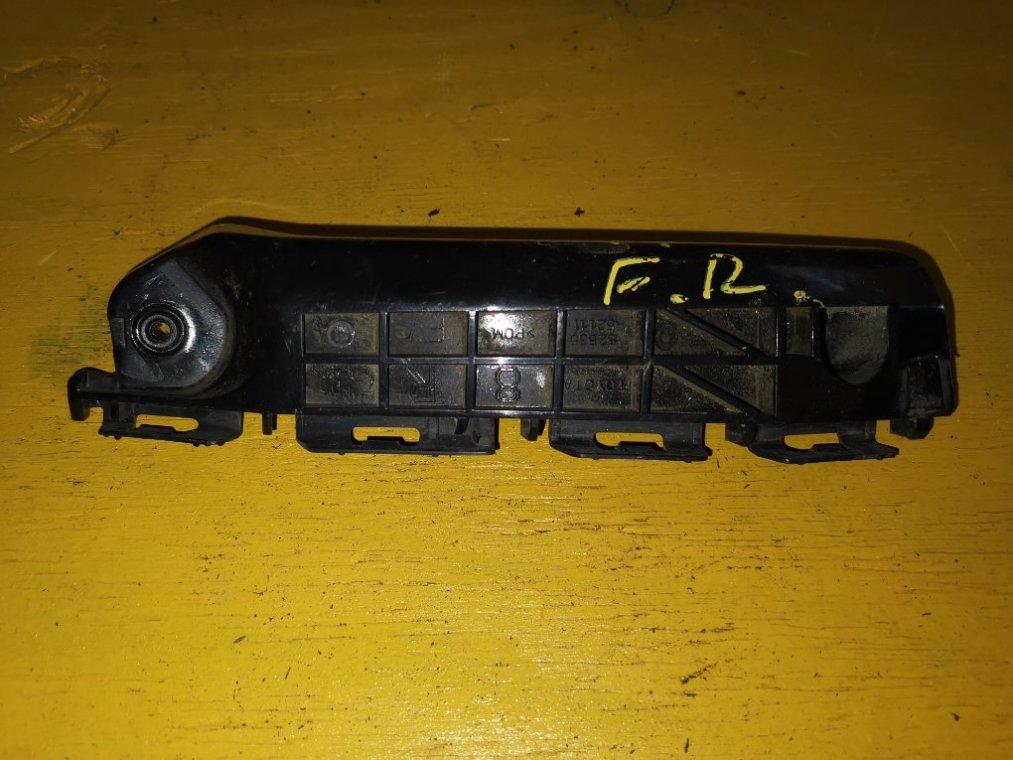 Крепеж бампера Toyota Vitz NSP135 1NRFE 4WD> передний правый (б/у)