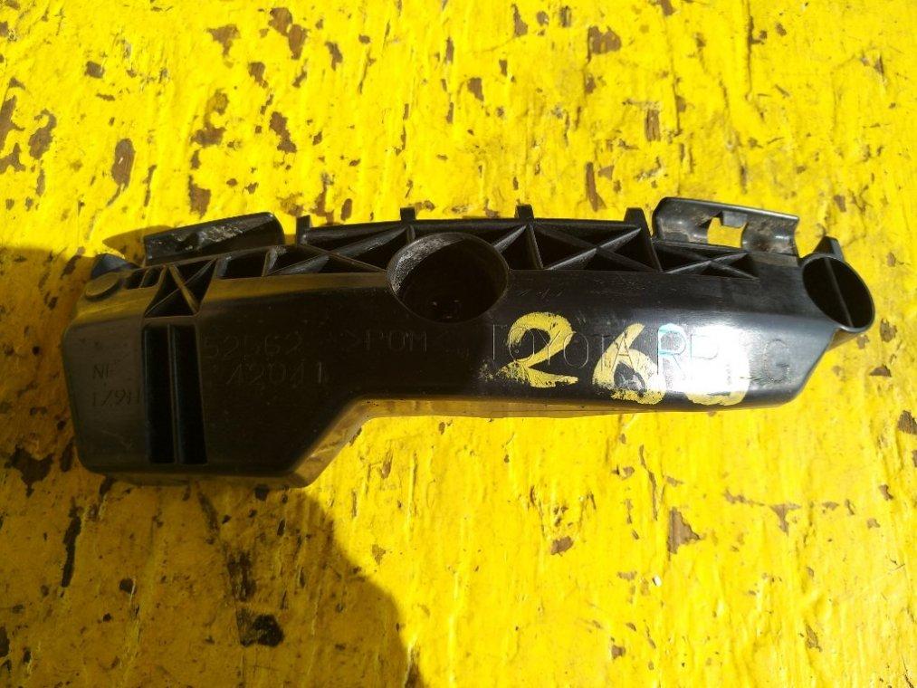 Крепеж бампера Toyota Vanguard ACA33 2AZFE задний правый (б/у)