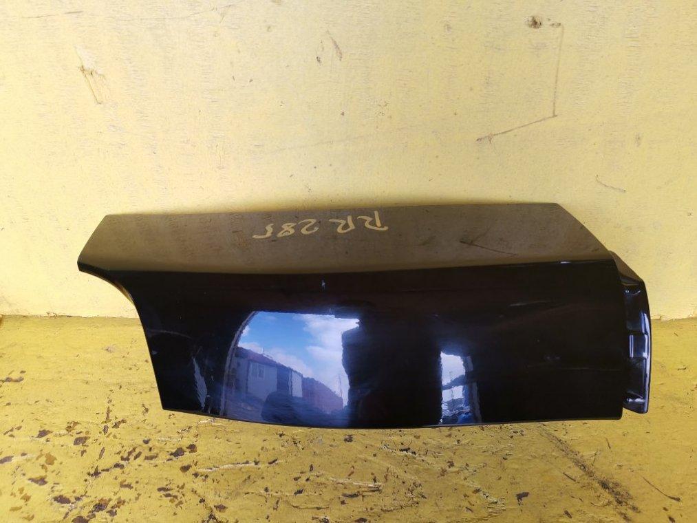 Планка под стоп Toyota Voxy ZRR80 3ZRFAE задняя правая (б/у)