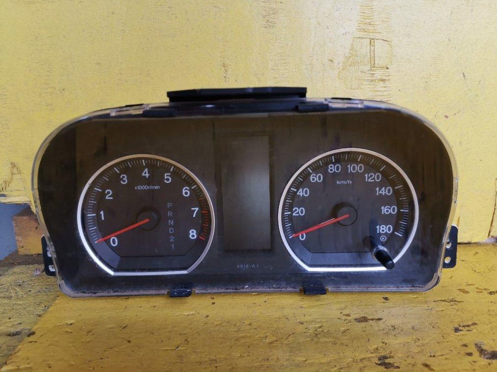 Спидометр Honda Cr-V RE4 K24A (б/у)