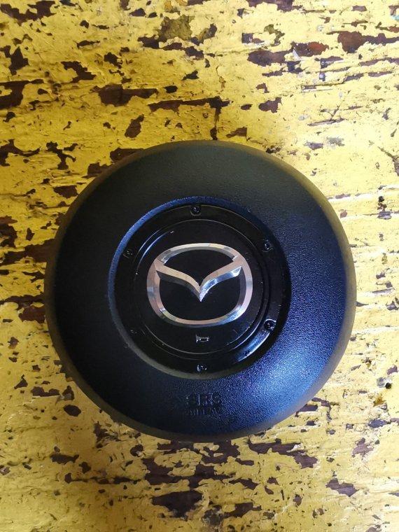 Airbag водительский Mazda Cx-7 ER3P L3-VDT (б/у)