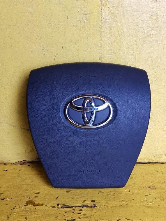 Airbag водительский Toyota Prius ZVW30 2ZR-FXE (б/у)