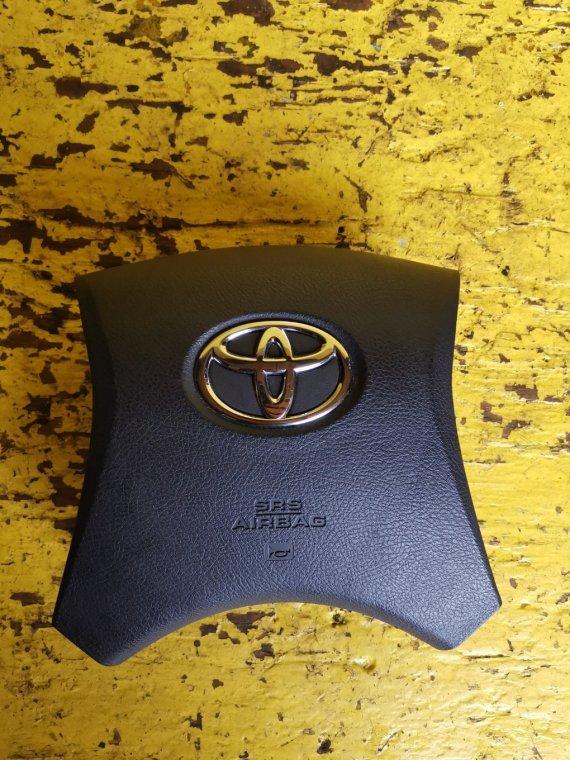 Airbag водительский Toyota Corolla Axio NZE144 1NZ-FE (б/у)