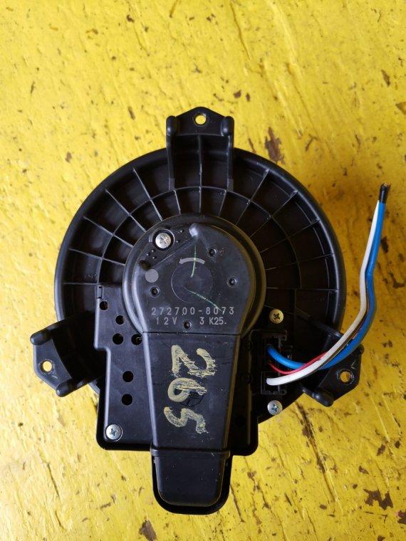 Мотор печки Toyota Corolla Rumion NZE151N 1NZFE (б/у)