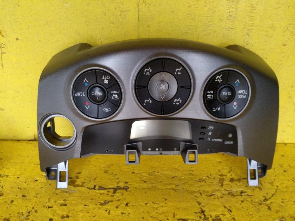 Блок управления климат-контролем Toyota Rav4 ACA36W 2AZFE (б/у)