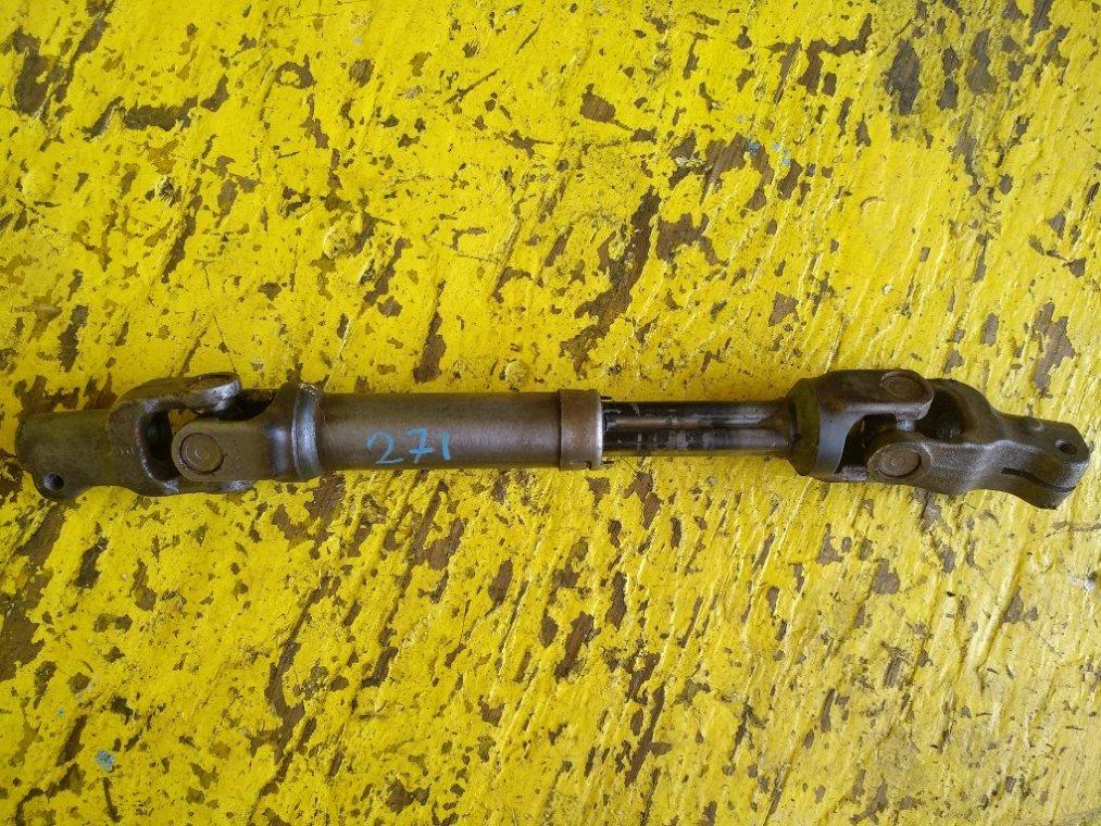 Рулевой карданчик Toyota Isis ZGM15W 2ZRFAE (б/у)