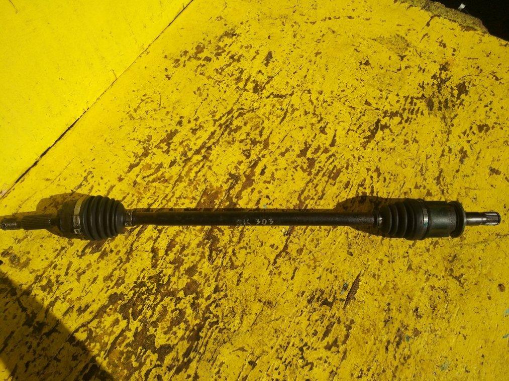 Привод Mitsubishi Rvr GA3W 4B10 задний правый (б/у)