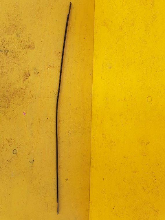Молдинги на крыше Toyota Corolla Axio ZRE142 2ZR-FE правые (б/у)