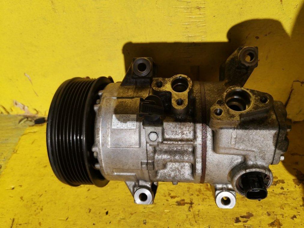 Компрессор кондиционера Toyota Rav4 ACA31 2AZFE (б/у)