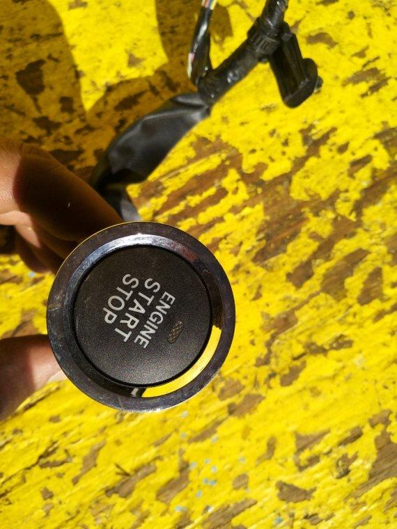 Кнопка пуска двигателя Toyota Allion ZRT265 2ZR-FE (б/у)