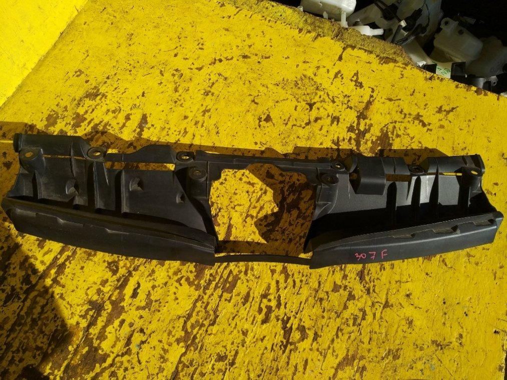 Пластм. защита над радиатором Subaru Forester SJ5 FB20A (б/у)