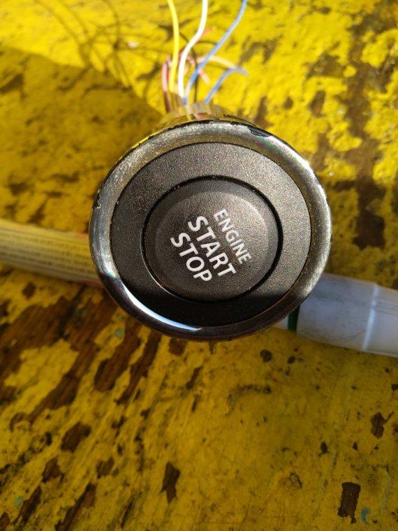 Кнопка пуска двигателя Suzuki Swift ZC32S M16A (б/у)