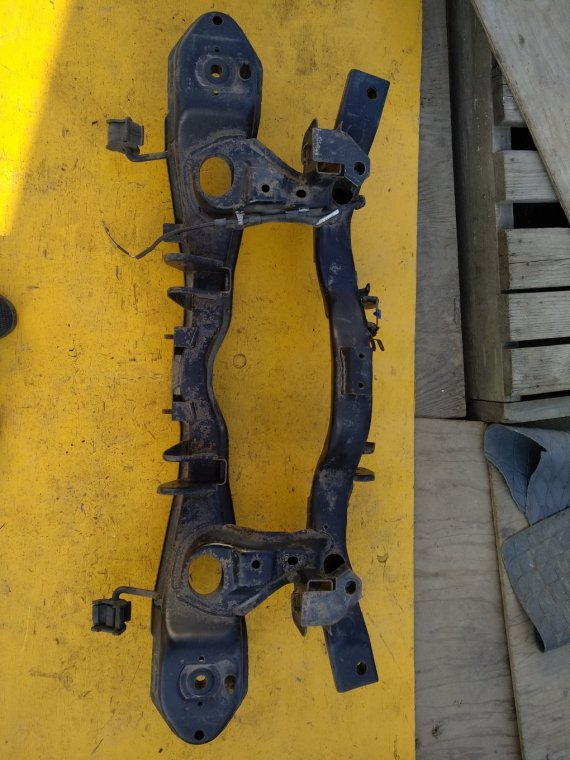 Балка подвески Mazda Cx-7 ER3P L3-VDT задняя (б/у)