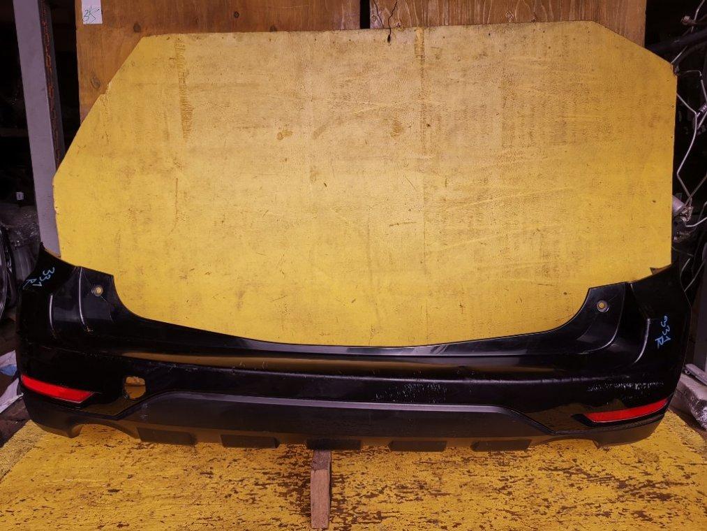 Бампер Subaru Forester SH5 EJ204 задний (б/у)