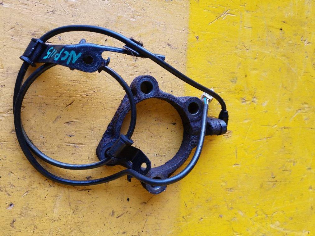 Датчик abs Toyota Ist NCP115 1NZ-FE задний правый (б/у)