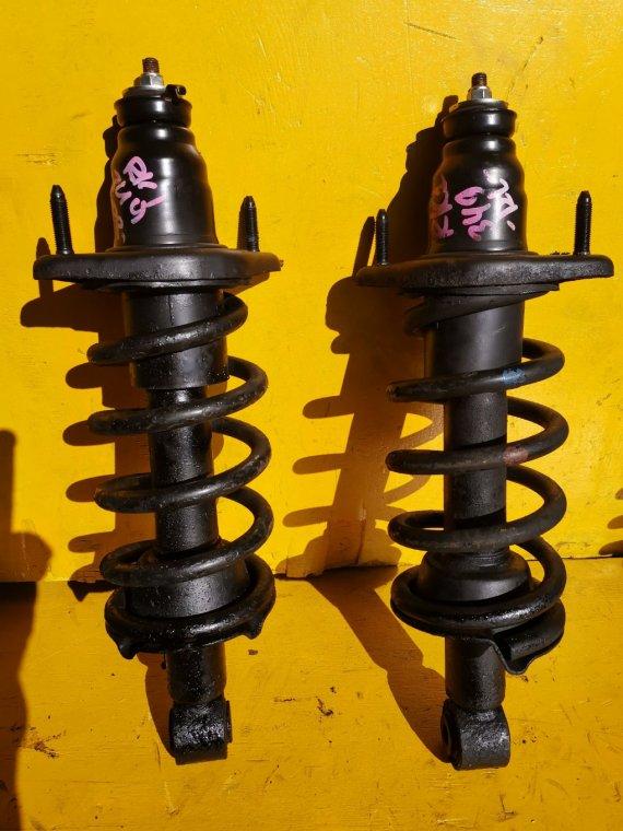 Стойка Honda Cr-V RE4 K24A задняя (б/у)