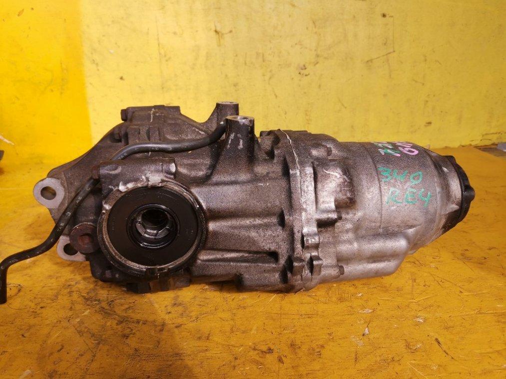 Редуктор Honda Cr-V RE4 K24A задний (б/у)