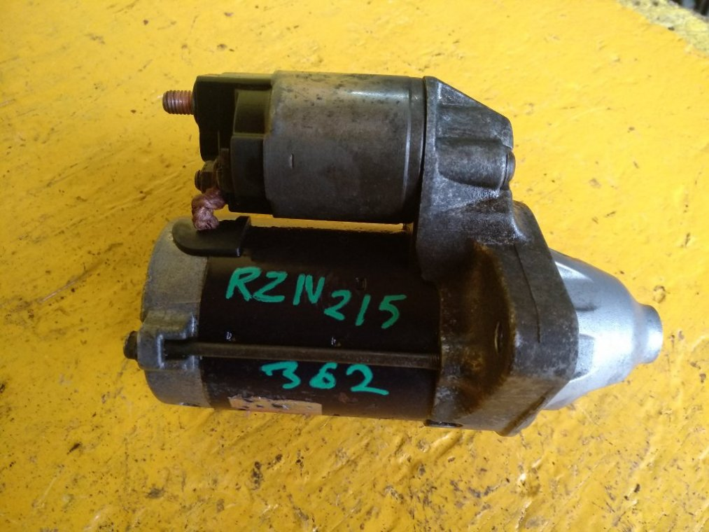 Стартер Toyota Hilux Surf RZN215 3RZ-FE (б/у)