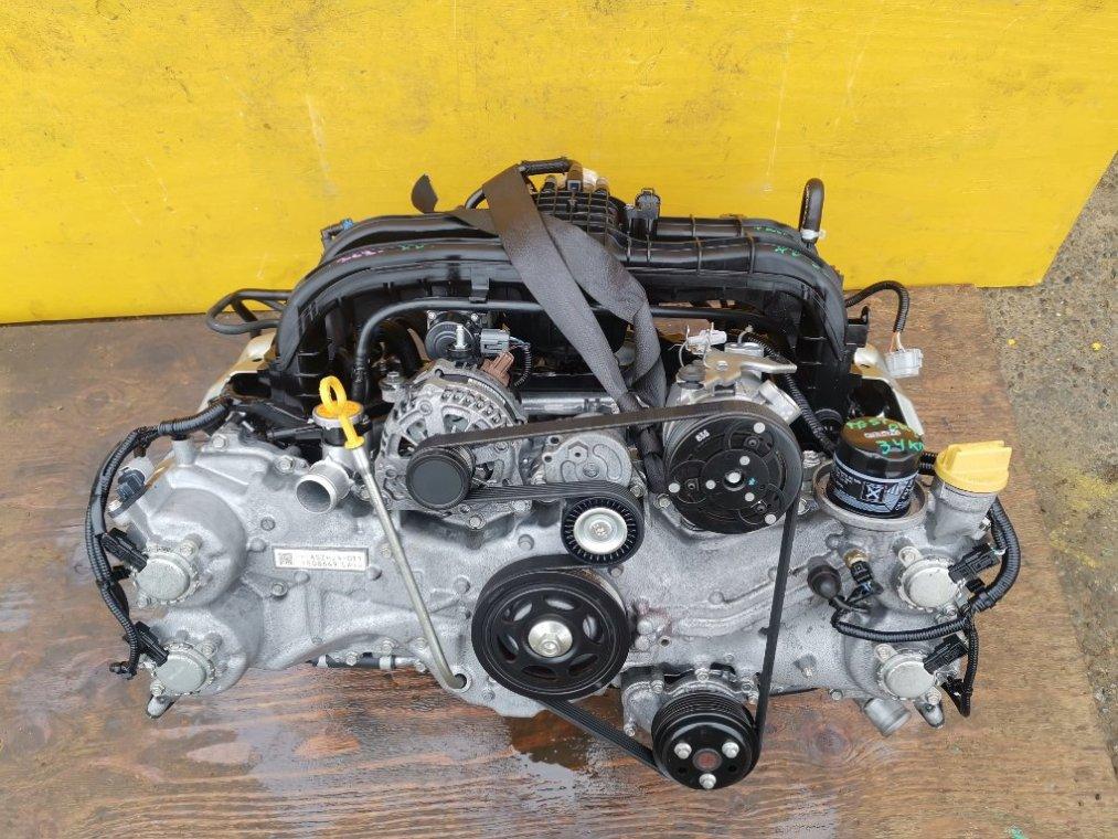 Двигатель Subaru Xv GT3 FB16 (б/у)