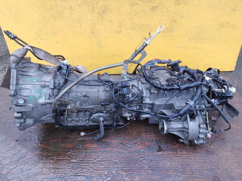 Акпп Mitsubishi Pajero V75W 6G74 (б/у)