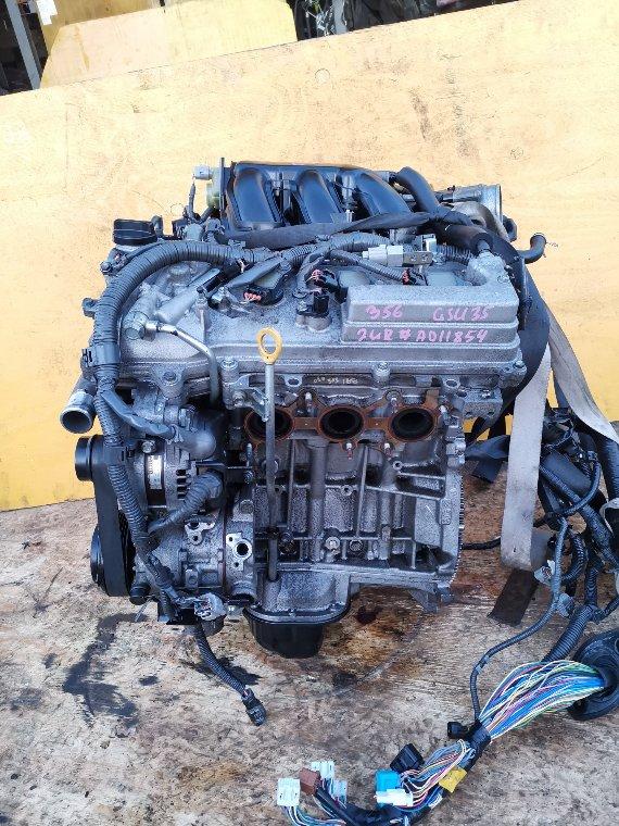 Двигатель Toyota Harrier GSU35 2GR-FE (б/у)