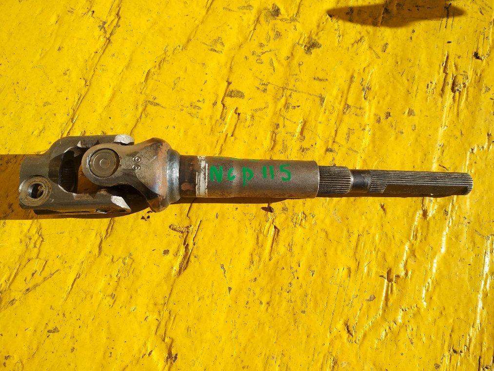 Рулевой карданчик Toyota Ist NCP115 1NZ-FE (б/у)