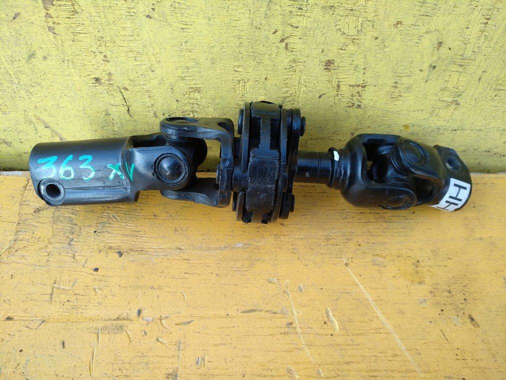 Рулевой карданчик Subaru Xv GT3 FB16 (б/у)