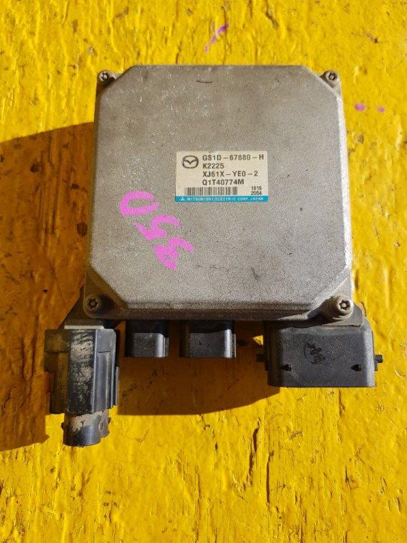Блок управления рулевой рейкой Mazda Atenza GHEFP LF (б/у)