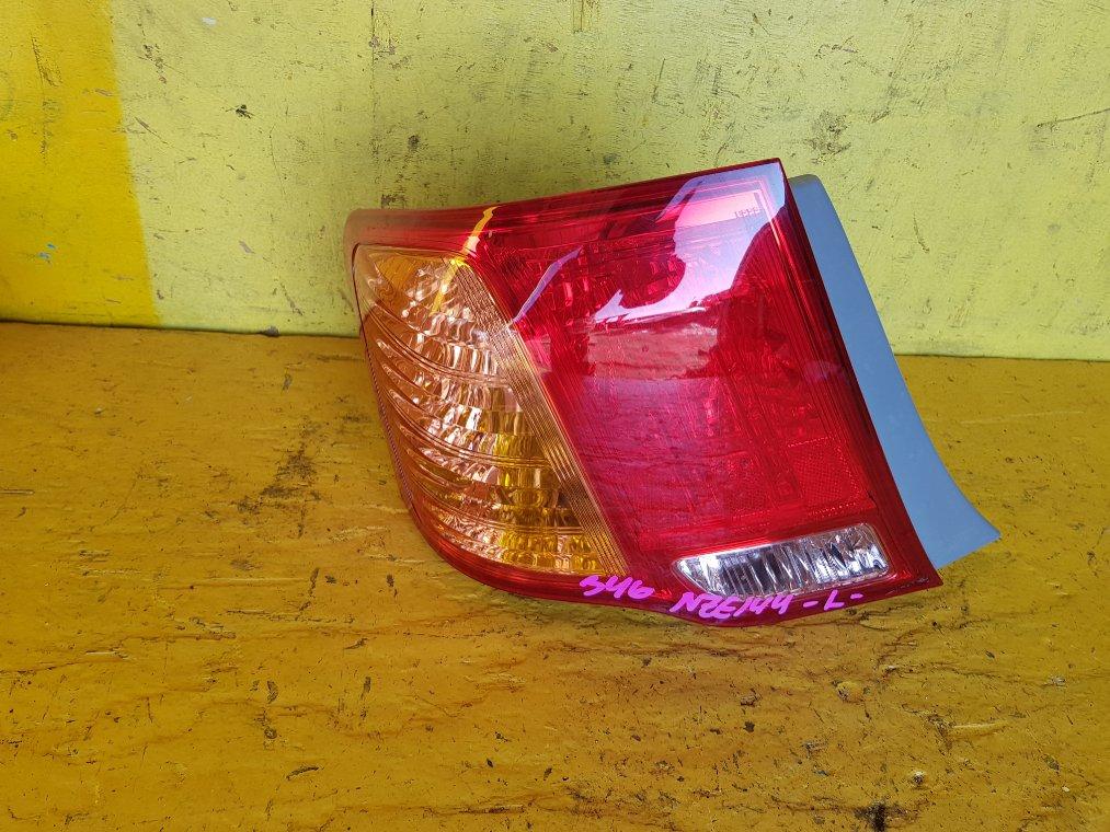 Стоп-сигнал Toyota Corolla Axio NZE144 1NZ-FE задний левый (б/у)