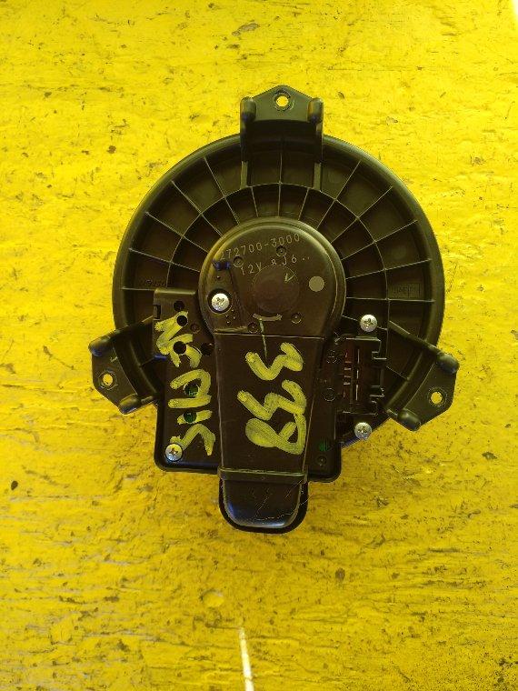 Мотор печки Toyota Ist NCP115 1NZ-FE (б/у)
